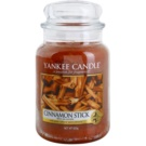 Yankee Candle Cinnamon Stick ароматизована свічка  623 гр Classic велика