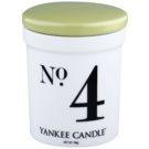 Yankee Candle Coconut & Lime ароматна свещ  198 гр.  (No.4)
