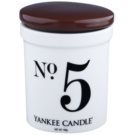 Yankee Candle Coconut & Vanilla vela perfumado 198 g  (No.5)