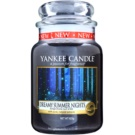 Yankee Candle Dreamy Summer Nights ароматна свещ  623 гр. Classic голяма