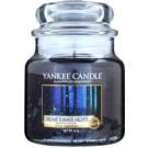 Yankee Candle Dreamy Summer Nights illatos gyertya  411 g Classic közepes méret