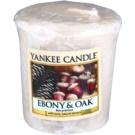 Yankee Candle Ebony & Oak lumânare votiv 49 g
