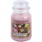 Yankee Candle Fresh Cut Roses ароматизована свічка  623 гр Classic велика