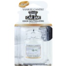 Yankee Candle Fluffy Towels ambientador auto   suspenso