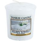 Yankee Candle Fluffy Towels vela votiva 49 g