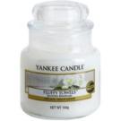 Yankee Candle Fluffy Towels lumanari parfumate  104 g Clasic mini