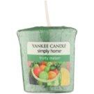 Yankee Candle Fruity Melon votivní svíčka 49 g
