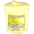 Yankee Candle Flowers in the Sun vela votiva 49 g