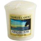 Yankee Candle Ginger Dusk velas votivas 49 g