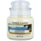 Yankee Candle Ginger Dusk illatos gyertya  104 g Classic kis méret