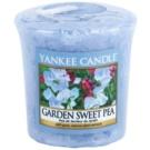 Yankee Candle Garden Sweet Pea Votivkerze 49 g