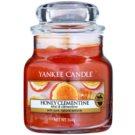 Yankee Candle Honey Clementine Duftkerze  104 g Classic mini