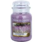 Yankee Candle Lavender ароматизована свічка  623 гр Classic велика