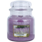 Yankee Candle Lavender Scented Candle 411 g Classic Medium