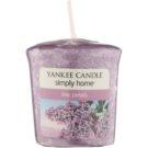 Yankee Candle Lilac Petals viaszos gyertya 49 g