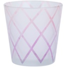 Yankee Candle Lotus Flower Glass Holder for Votive Candle