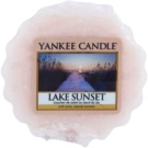 Yankee Candle Lake Sunset ceară pentru aromatizator 22 g