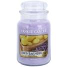 Yankee Candle Lemon Lavender vonná svíčka 623 g Classic velká