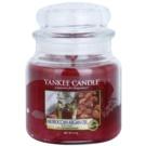 Yankee Candle Moroccan Argan Oil dišeča sveča  411 g Classic srednja