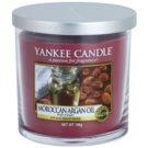 Yankee Candle Moroccan Argan Oil dišeča sveča  198 g Décor majhna