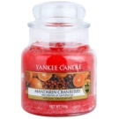 Yankee Candle Mandarin Cranberry Scented Candle 104 g Classic Mini
