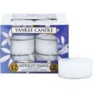 Yankee Candle Midnight Jasmine vela do chá 12 x 9,8 g