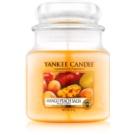 Yankee Candle Mango Peach Salsa świeczka zapachowa  411 g Classic średnia