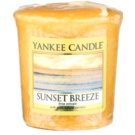 Yankee Candle Sunset Breeze Votivkerze 49 g