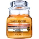 Yankee Candle Sunset Breeze lumanari parfumate  105 g Clasic mini