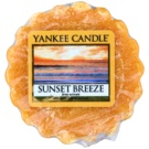 Yankee Candle Sunset Breeze cera para lámparas aromáticas 22 g