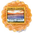 Yankee Candle Sunset Breeze cera derretida aromatizante 22 g