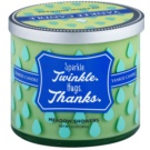 Yankee Candle Meadow Showers Scented Candle 283 g  (Sparkle. Twinkle. Hugs. Thanks.)