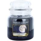 Yankee Candle Midsummer´s Night illatos gyertya  411 g Classic közepes méret