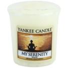 Yankee Candle My Serenity velas votivas 49 g