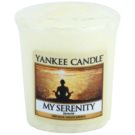 Yankee Candle My Serenity Votive Candle 49 g