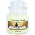 Yankee Candle My Serenity vela perfumado 104 g Classic pequeno