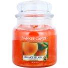 Yankee Candle Orange Splash świeczka zapachowa  411 g Classic średnia