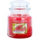 Yankee Candle Pink Dragon Fruit świeczka zapachowa  411 g Classic średnia