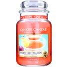 Yankee Candle Passion Fruit Martini ароматизована свічка  623 гр Classic велика