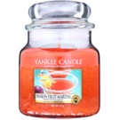 Yankee Candle Passion Fruit Martini ароматизована свічка  411 гр Classic  середня