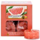 Yankee Candle Pink Grapefruit vela do chá 12 x 9,8 g