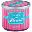 Yankee Candle Pink Sands ароматна свещ  283 гр.  (You Warm My Heart)