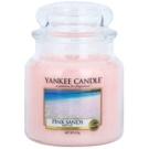Yankee Candle Pink Sands vonná svíčka 411 g Classic střední