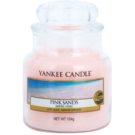 Yankee Candle Pink Sands Duftkerze  104 g Classic mini