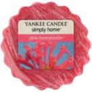 Yankee Candle Pink Honeysuckle ceară pentru aromatizator 22 g