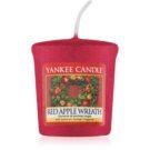 Yankee Candle Red Apple Wreath votivní svíčka 49 g