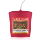 Yankee Candle Red Apple Wreath lumânare votiv 49 g