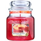 Yankee Candle Rhubarb Crumble Scented Candle 411 g Classic Medium