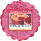 Yankee Candle Rhubarb Crumble Wachs für Aromalampen 22 g