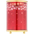 Yankee Candle Red and Gold Snowfall Gläserne Aromalampe